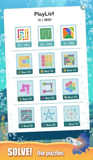 Puzzle Aquarium 35 screenshots 20