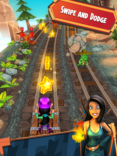 Hugo Troll Race 2: The Daring Rail Rush  screenshots 11