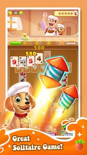 Cooking Solitaire Mod Apk 1.2.44 (A Large Amount of Currency) 2