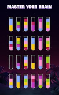 Free Sort Water Puzzle – Color Liquid Sorting Game 3