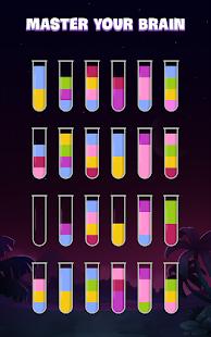 Sort Water Puzzle - Color Liquid Sorting Game 1.16 screenshots 3
