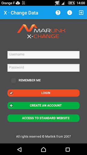 XChange Data 1.1.4 screenshots 1