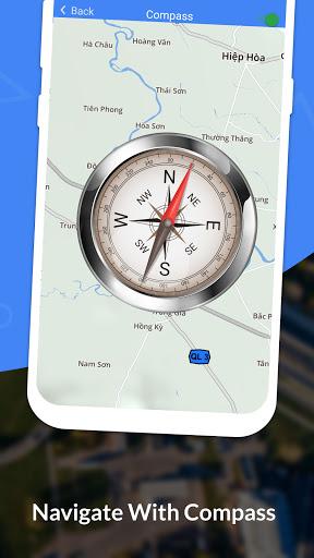 GPS, Maps, Navigate, Traffic & Area Calculating  Screenshots 6