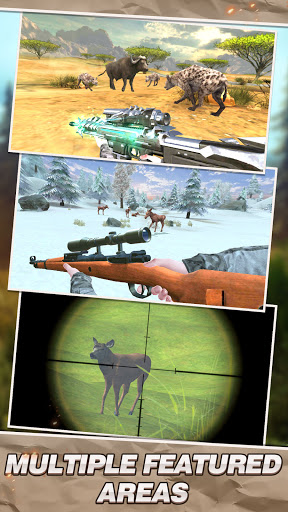 Hunting World: Deer Hunter Sniper Shooting 1.0.8 screenshots 3