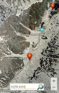 Location Satellite Maps 3.2 Screenshots 5