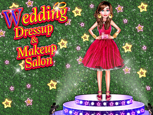 Wedding Stylist Dress up and Makeup Salon android2mod screenshots 1