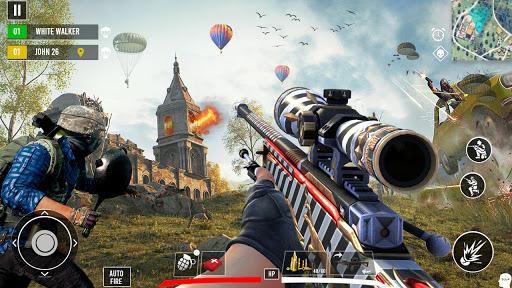 Commando Secret Mission - Jeux d'action gratuits APK MOD screenshots 1