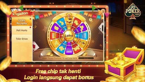 JOJO Texas Domino Gaple QiuQiu Slots Free Game 1.5.1 Screenshots 5