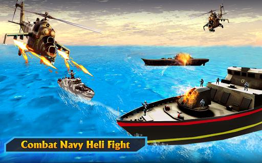 Gunship Helicopter Air War Strike android2mod screenshots 19