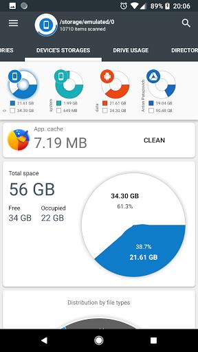 Storage Analyzer & Disk Usage 4.1.0.9 Screenshots 1