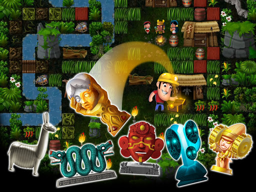 Diggy's Adventure: Puzzle Maze Levels & Epic Quest 1.5.463 screenshots 15