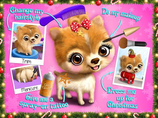 Christmas Animal Hair Salon 2  Screenshots 11