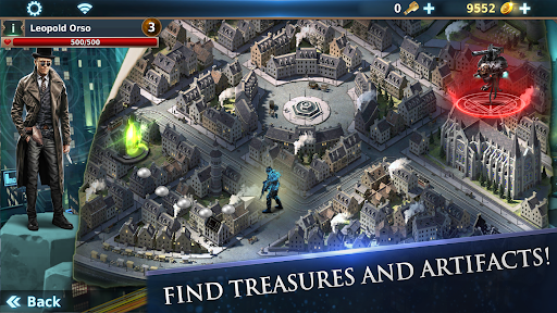 Gunspell 2 u2013 Match 3 Puzzle RPG Apkfinish screenshots 20