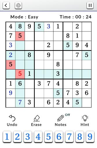 Sudoku Classic screenshots 22