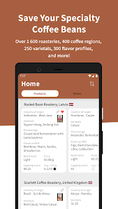 iBrewCoffee - Coffee Journal for your Brews 1.0.3