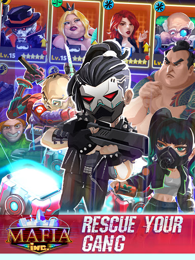 Mafia Inc. - Idle Tycoon Game  screenshots 9