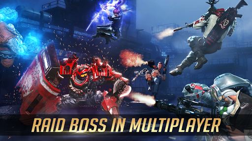 MAD8 : Raid Battle [Modern Action RPG] 1.26.0 Screenshots 5