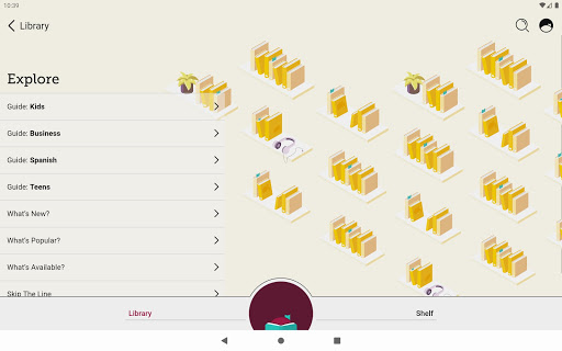 Libby, by OverDrive 4.2.1 Screenshots 7