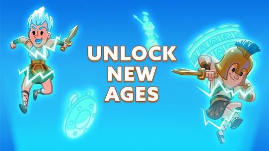 AdVenture Ages Mod Apk: Idle Civilization (Unlimited Money) 3