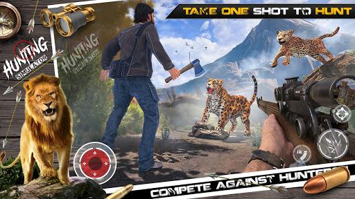 Wild Assassin Animal Hunter: Sniper Hunting Games  screenshots 1
