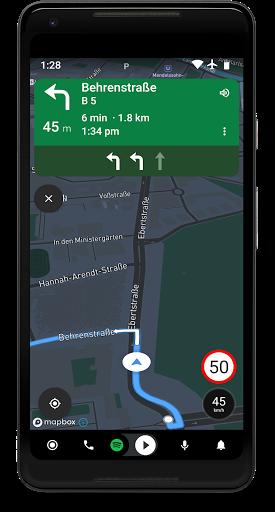 AutoZen - Car dashboard,Navigation & Launcher 1.2.354 Screenshots 2