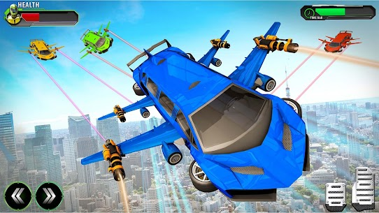 Flying Police Limo Car For Pc (2020), Windows And Mac – Free Download 1