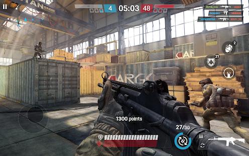 Warface GO: Jeux de guerre de tir PVP & sniper FPS screenshots apk mod 5