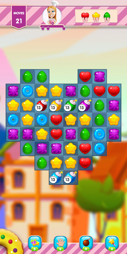 Sweet Jelly Crush Match 3 screenshot 10
