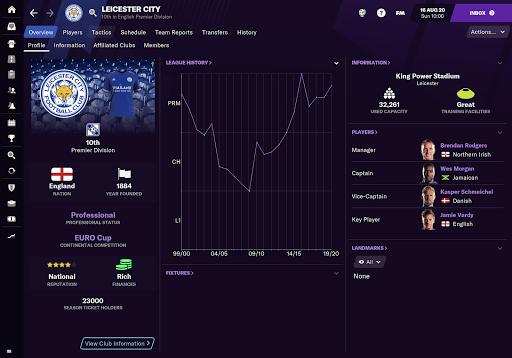 Football Manager 2021 Touch  screenshots 2