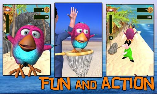 ud83dudc4d Bird Run, Fly & Jump: Angry Race apkdebit screenshots 15