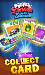 Solitaire Tripeaks Adventure – Free Card Journey 5