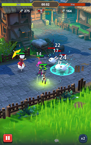 Idle Dungeon Manager - Arena Tycoon Game  screenshots 21