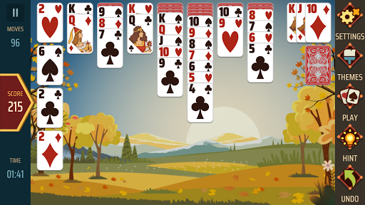Solitaire 1.21 screenshots 8