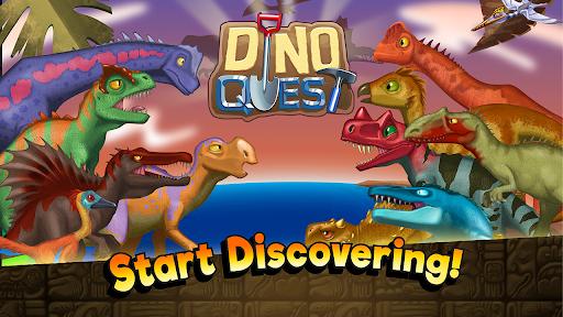 Dino Quest - Dig & Discover Dinosaur Fossil & Bone 1.8.1 screenshots 5