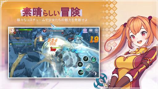 乱闘少女 1.0.5 screenshots 4