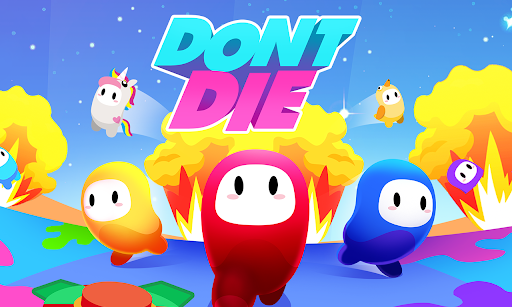Dont Die - Addicting 1v40 Battle Royale Survival 1.0.1 screenshots 15