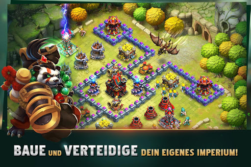 Clash of Lords 2: Ehrenkampf 1.0.224 screenshots 3