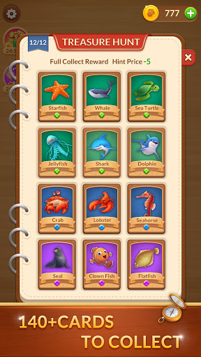 Word Card: Fun Collect Game apkslow screenshots 5