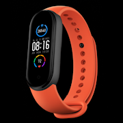 Mi Band 5 Watch Faces