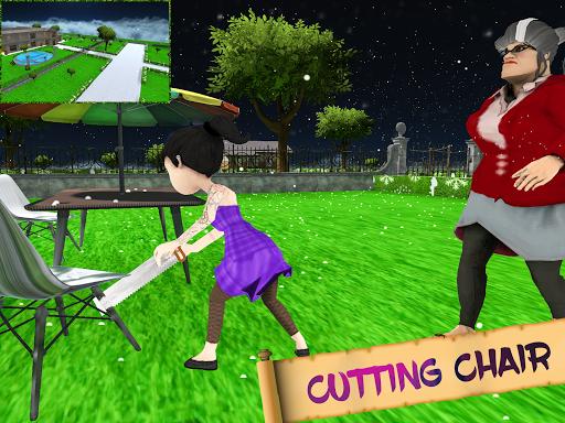 Scary Evil Teacher 3D Game Creepy Spooky Game 2020 3.2 screenshots 9