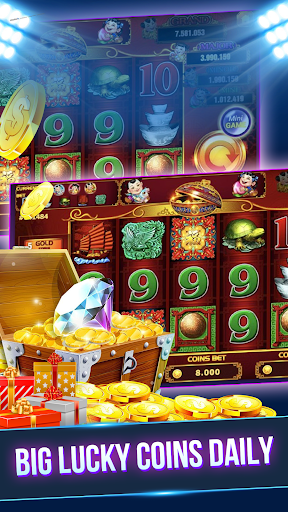 Naga888 Card Games and Slots Machine  Screenshots 2