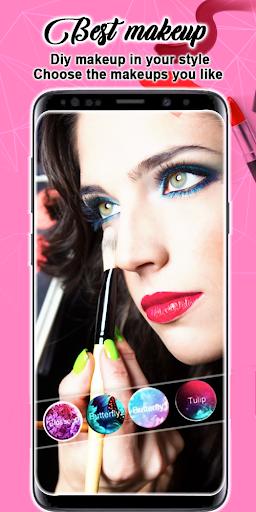MakeUp Camera Selfie Beauty 0.2 Screenshots 20