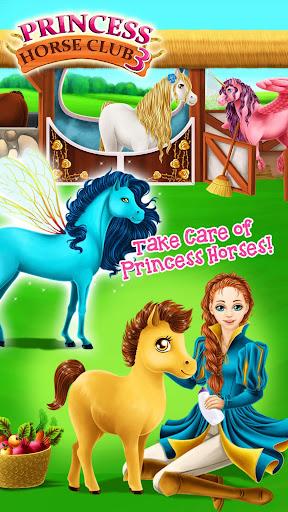 Princess Horse Club 3 - Royal Pony & Unicorn Care 4.0.50017 screenshots 1