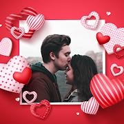 Happy Valentines Day Frames & Valentine Stickers