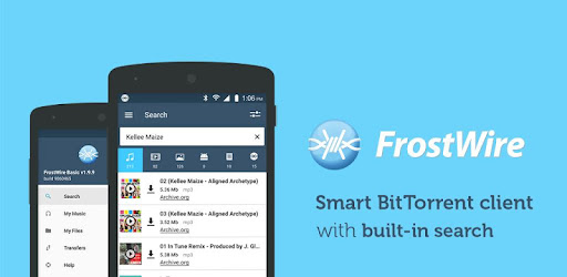 Frostwire Torrent Downloader Music Player Apps On Google Play