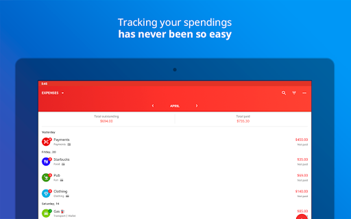 Mobills Budget Planner and Track your Finances apktram screenshots 10