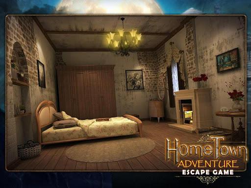 Escape game:home town adventure 29 Screenshots 14
