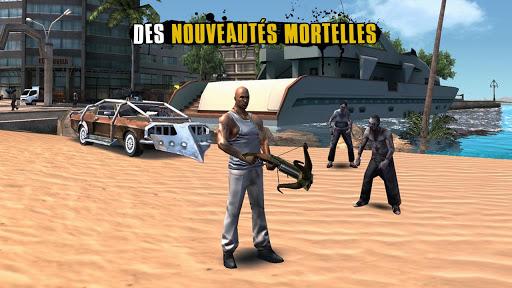 Télécharger Gangstar Rio: City of Saints APK MOD (Astuce) screenshots 1