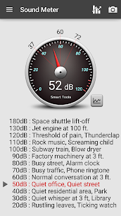 Sound Meter Pro v2.6.1 build 51 [Patched] 1