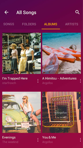 Music Player - MP3 Player apktram screenshots 2